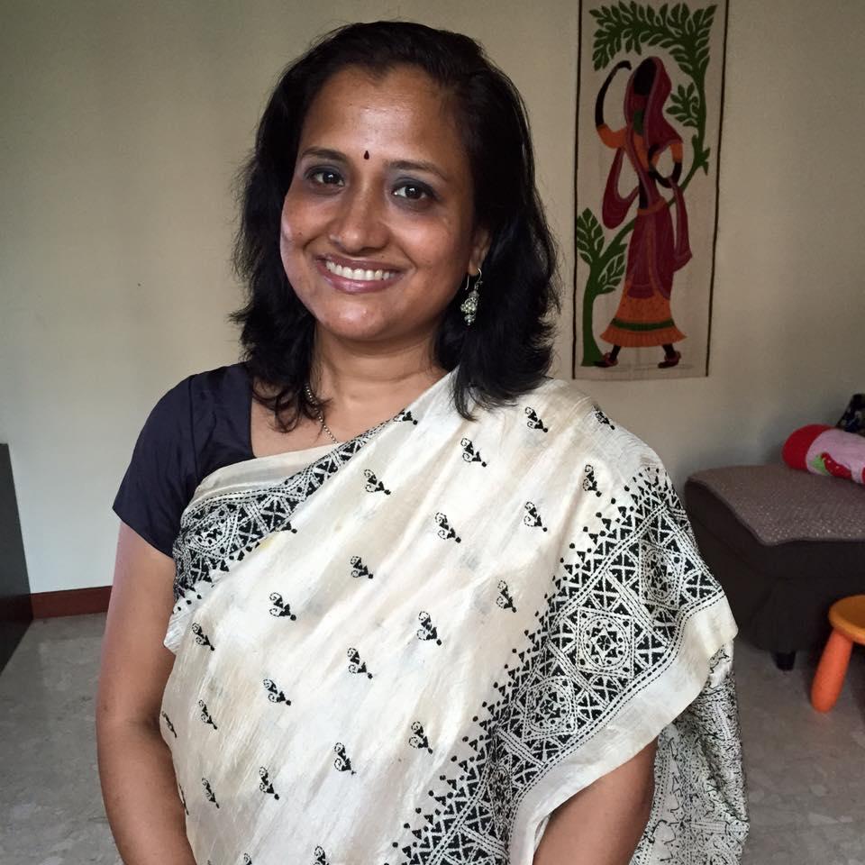 Padma Balasubramanian