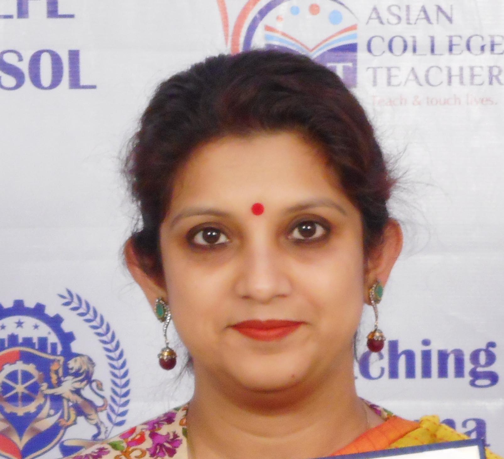 Rimela Chatterjee