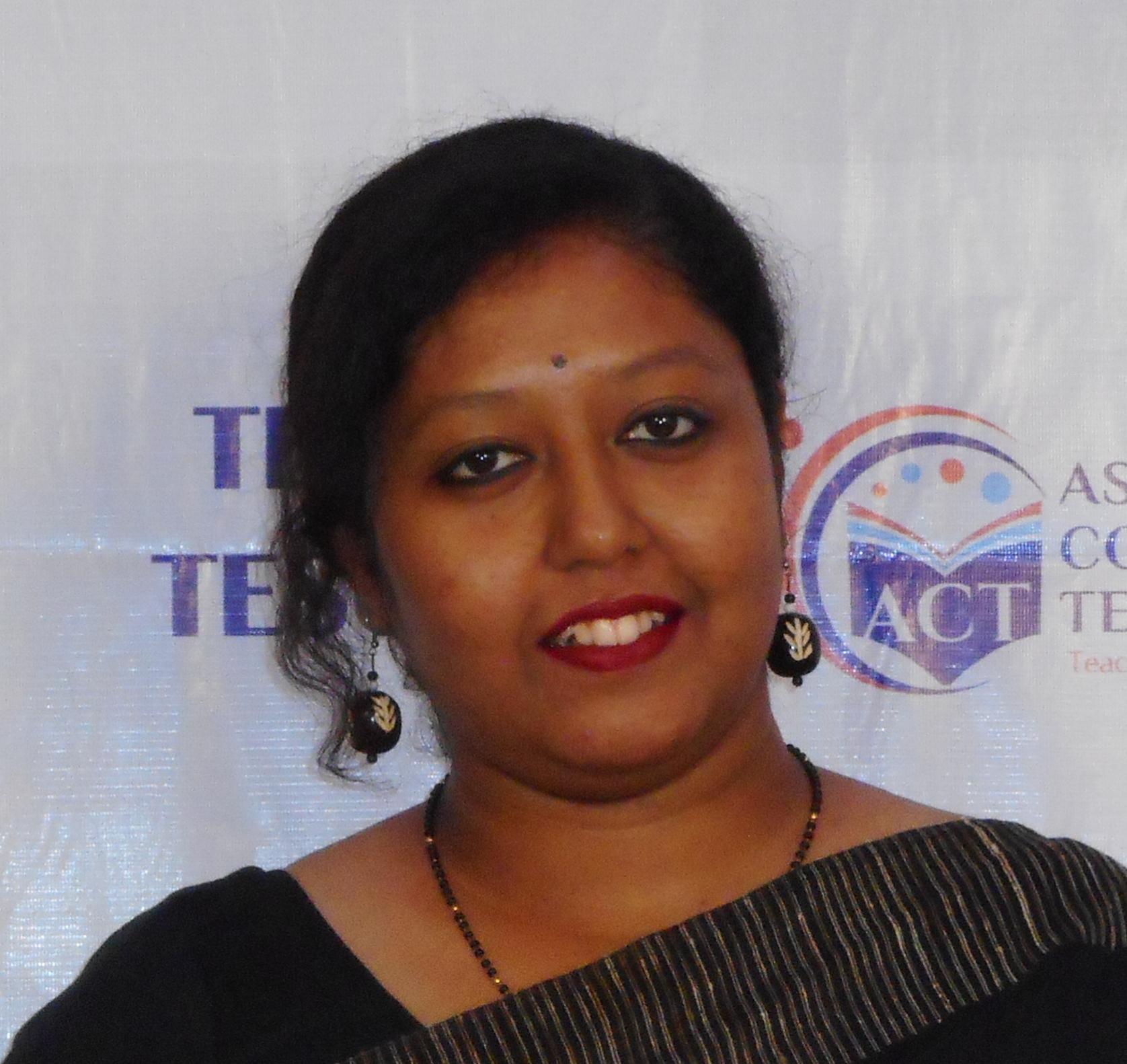 Prodatri Bandopadhyay Ram