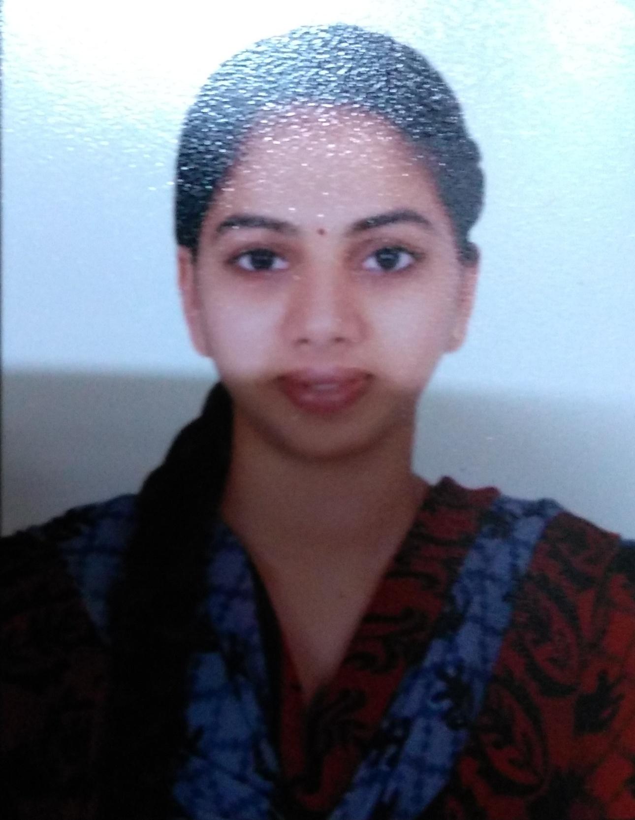 Bhagyashree Anand Nalang