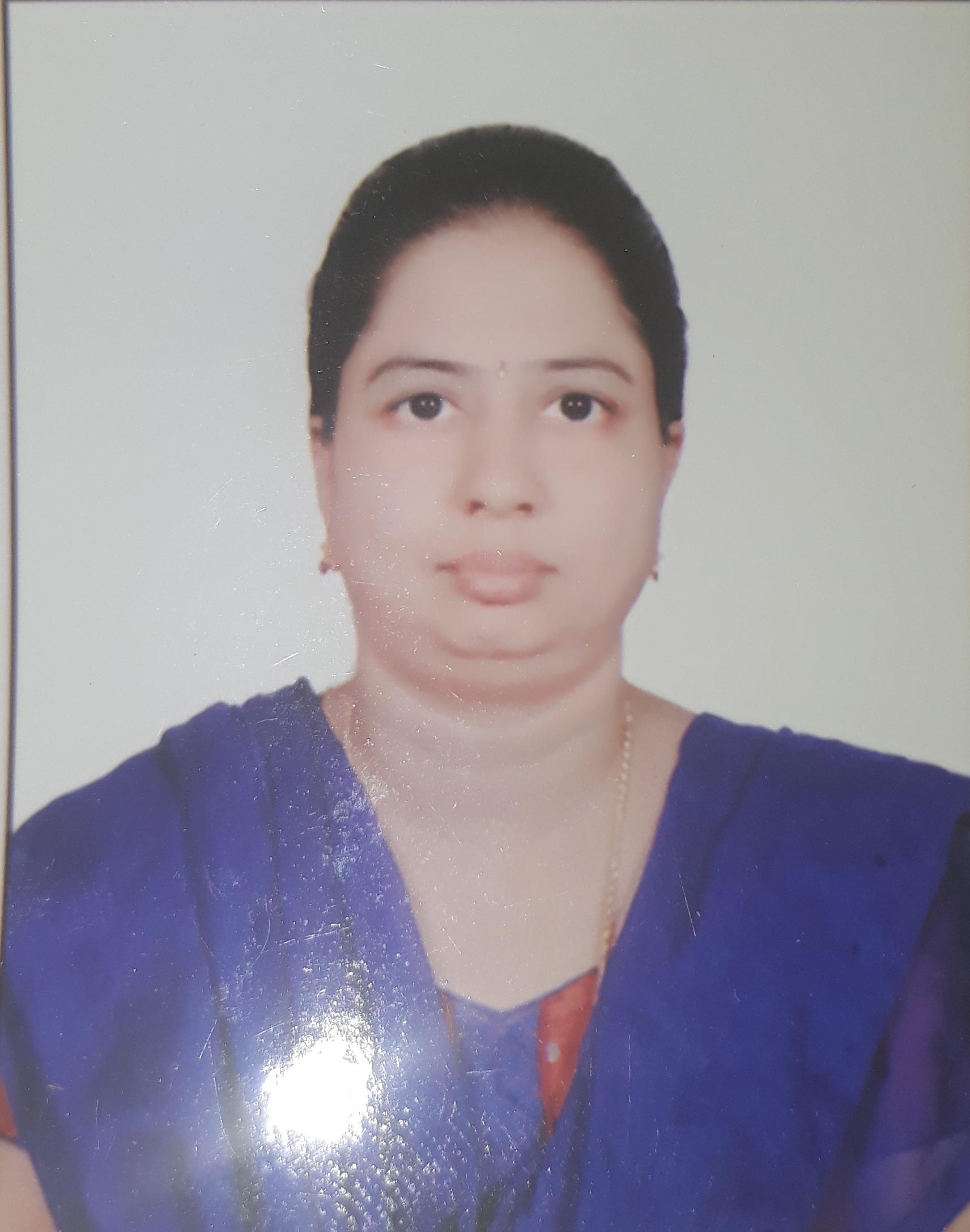 B. Uma Maheshwari Bai